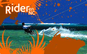 Rider en Nouvelle-Calédonie